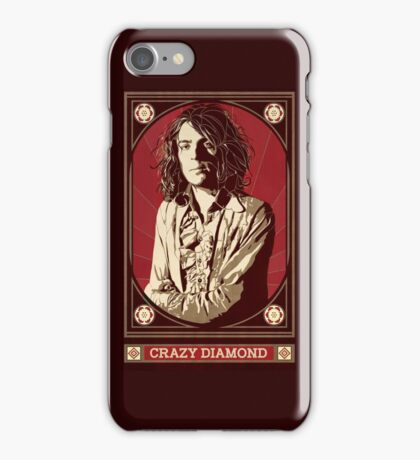 Syd Barrett/Crazy Diamond iPhone Case/Skin