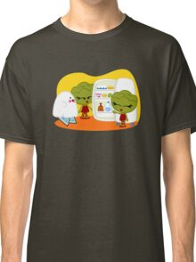 A Ghost In The Kitchen Classic T-Shirt