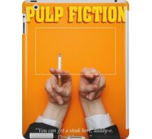 Minimalist Tarantino- Pulp Fiction iPad Case/Skin