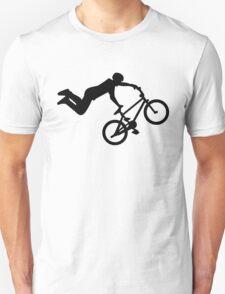 Freestyle BMX Unisex T-Shirt