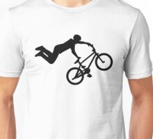 Freestyle BMX Unisex T-Shirt