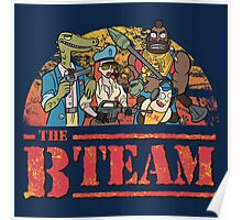 The B Team Poster
