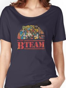 The B Team Women's Relaxed Fit T-Shirt