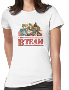 The B Team Womens Fitted T-Shirt