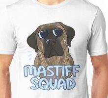 MASTIFF SQUAD (brindle) Unisex T-Shirt