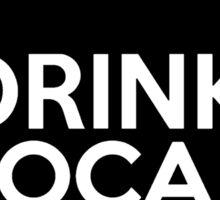 Georgia Drink Local GA Sticker