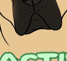 MASTIFF SQUAD (fawn) Sticker