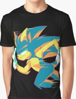 TOO SLOW Graphic T-Shirt