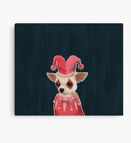 chihuahua Canvas Print
