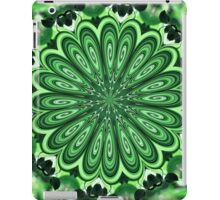 Mystery Green Puzzle iPad Case/Skin