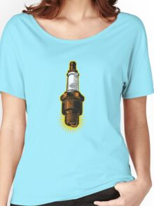 Sparkplug - dark turquoise Women's Relaxed Fit T-Shirt