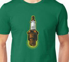 Sparkplug - dark turquoise Unisex T-Shirt