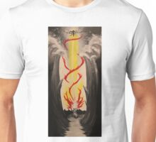 Parting the Red Sea Unisex T-Shirt