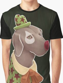 weimaraner Graphic T-Shirt
