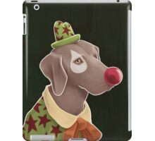 weimaraner iPad Case/Skin