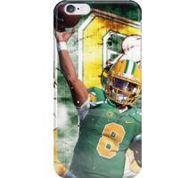 "Marcus Mariota ""Oregon"" iPhone Case/Skin"