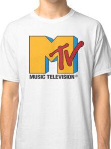 MTV 90's Logo Classic T-Shirt