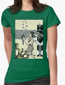 The Hairdresser Womens Fitted T-Shirt