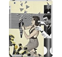 The Hairdresser iPad Case/Skin