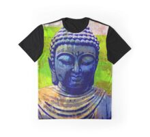 Gautama Buddha-3 (Colour) Graphic T-Shirt