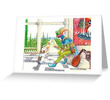 Gasparro  Greeting Card