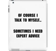 Expert Advice iPad Case/Skin