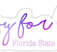 Relay For Life-FSU Sticker