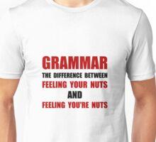 Grammar Nuts Unisex T-Shirt