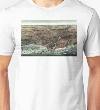 The city of Chicago-1892 Unisex T-Shirt