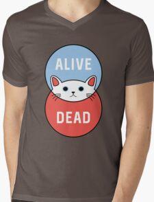 Schrodinger's Cat! Mens V-Neck T-Shirt