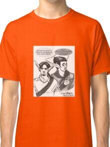 Phoenix&Razer Throwing Shade Classic T-Shirt