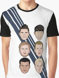 Tottenham Hotspur Football Club Graphic T-Shirt