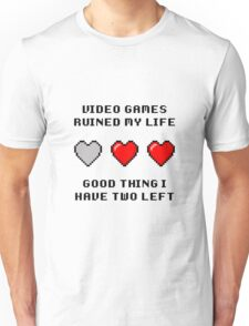 Video Game Life Unisex T-Shirt