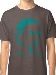 Frida Kahlo w/ Real Signature Digitized Classic T-Shirt
