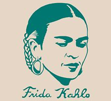 Frida Kahlo w/ Real Signature Digitized Women's Relaxed Fit T-Shirt