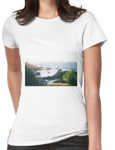 Seaside Dreams Womens Fitted T-Shirt