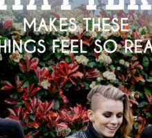PVRIS - Mind Over Matter Sticker