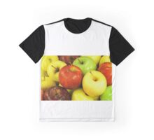 Assorted Apples. Graphic T-Shirt