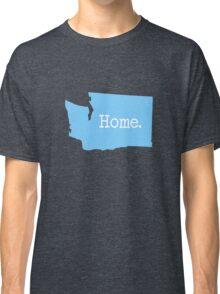 Washington Home WA Blue Classic T-Shirt