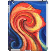Spiraling iPad Case/Skin