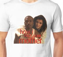 Kim Kardashian - How I Met Your Mother Unisex T-Shirt
