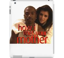 Kim Kardashian - How I Met Your Mother iPad Case/Skin