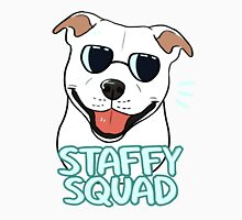 STAFFY SQUAD (white) Unisex T-Shirt