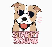 STAFFY SQUAD (fawn) Unisex T-Shirt