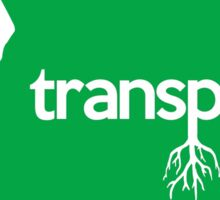 Washington Transplant WA Green Sticker