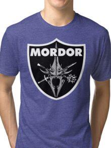 Mordor Badge Tri-blend T-Shirt