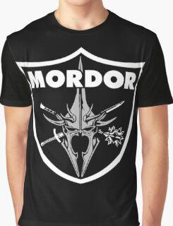Mordor Badge Graphic T-Shirt