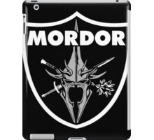 Mordor Badge iPad Case/Skin