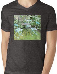 Inviting  Mens V-Neck T-Shirt