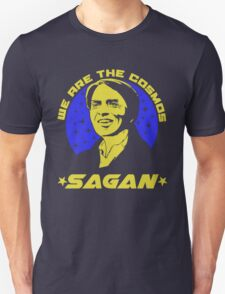 We Are The Cosmos Sagan Quote T-Shirt